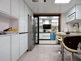 140平米三室一厅其他风格厨房设计图