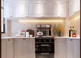 100平米三室兩廳現代簡約風格廚房圖片大全