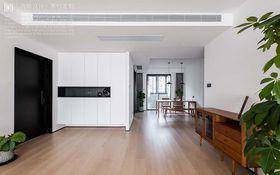 140平米三室兩廳現代簡約風格玄關設計圖