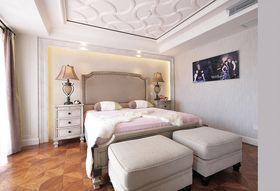 20万以上140平米三法式风格卧室图