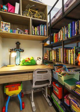 10-15万130平米三室两厅现代简约风格儿童房装修效果图