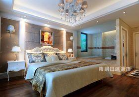 140平米四室两厅欧式风格卧室图