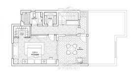 140平米别墅美式风格其他区域装修案例
