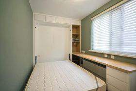 100平米三法式风格书房装修案例
