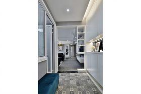 110平米三室两厅现代简约风格玄关欣赏图