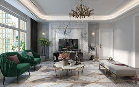 140平米三其他風格客廳設計圖