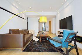 15-20万140平米复式北欧风格客厅设计图