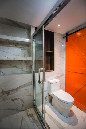 120平米三室兩廳現代簡約風格衛生間裝修案例