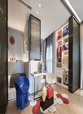 50平米现代简约风格儿童房图片