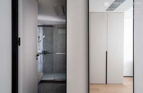 140平米三室兩廳現代簡約風格衛生間圖片大全