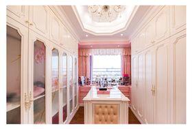 豪华型140平米四室三厅法式风格衣帽间装修案例
