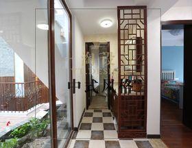 豪华型140平米别墅中式风格卫生间装修图片大全