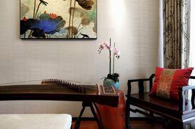 经济型120平米三室两厅新古典风格影音室图片