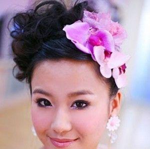 六大新娘头饰造型点评(组图)
