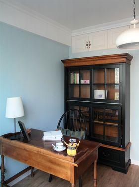 3万以下110平米三室两厅美式风格书房装修图片大全