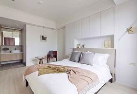 80平米三室兩廳混搭風格臥室圖片