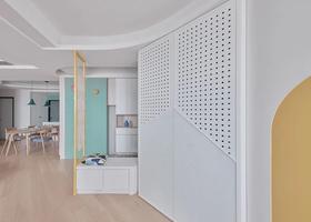 100平米四室兩廳北歐風格其他區域裝修案例