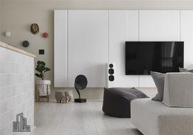 豪华型120平米三室两厅宜家风格客厅图