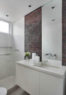 50平米公寓北欧风格卫生间图片大全
