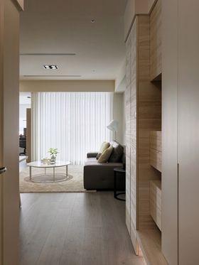 130平米三现代简约风格走廊设计图