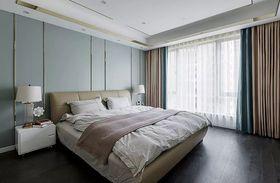 120平米三室两厅宜家风格卧室装修效果图