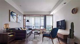 140平米四室兩廳北歐風格客廳設計圖