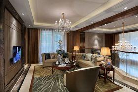 140平米别墅新古典风格客厅图片