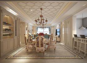 120平米法式风格餐厅图