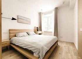 110平米三室一厅日式风格卧室图片大全