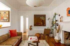 90平米混搭風格客廳裝修圖片大全