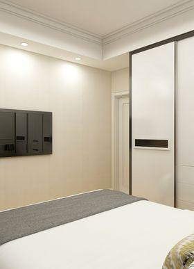 50平米日式风格卧室设计图