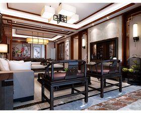 5-10万130平米复式中式风格客厅图片