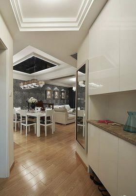 经济型130平米三室两厅混搭风格餐厅装修图片大全