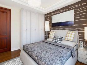 5-10万30平米小户型中式风格卧室图片