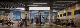 140平米别墅东南亚风格健身室设计图