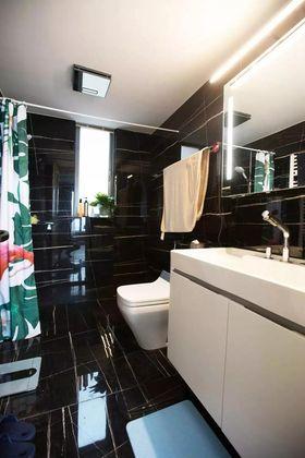 5-10万70平米四室两厅北欧风格卫生间图片大全