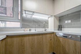 110平米日式风格厨房设计图