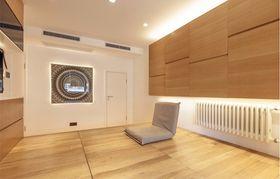 100平米一居室日式风格衣帽间装修案例
