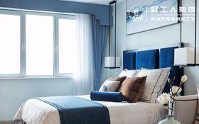 30平米超小户型中式风格卧室图