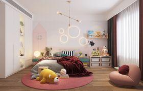 140平米三现代简约风格儿童房装修案例