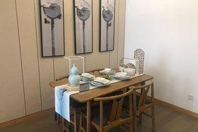 70平米中式风格餐厅效果图