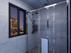 50平米公寓现代简约风格卫生间图片
