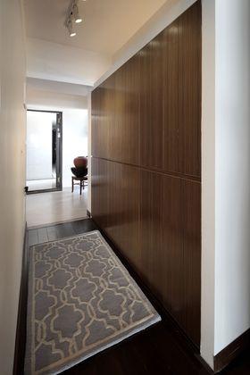 经济型120平米三室两厅中式风格走廊图片大全