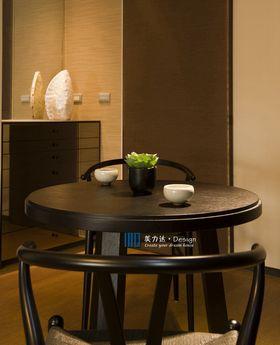 140平米四室兩廳現代簡約風格餐廳裝修圖片大全