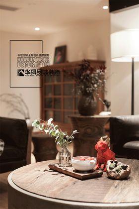 豪华型140平米别墅北欧风格影音室设计图