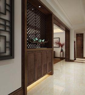 15-20万120平米三室两厅中式风格走廊装修案例