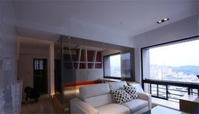 经济型40平米小户型现代简约风格客厅图片