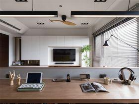 90平米三室两厅北欧风格客厅装修效果图