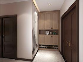 140平米復式中式風格玄關裝修案例