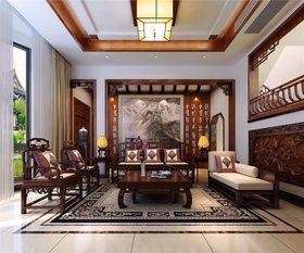 20万以上140平米四室两厅中式风格客厅装修效果图